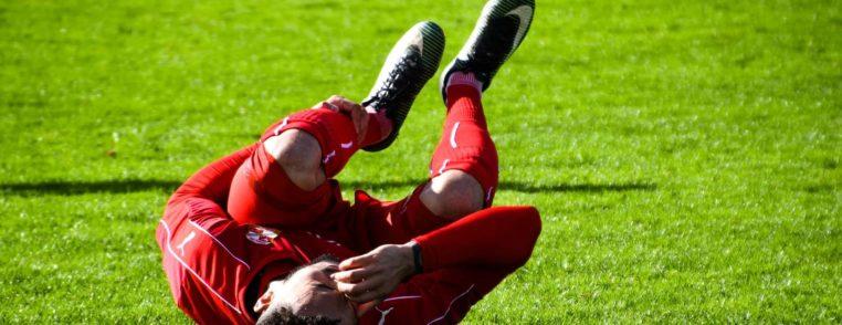 Muskelaufbau Fussball